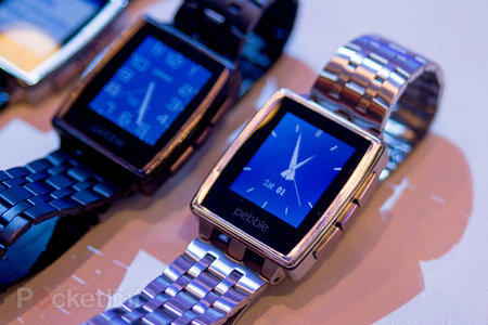 Hands-on: Pebble Steel review (video) - photo 1