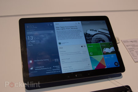 Hands-on: Samsung Galaxy Tab Pro review