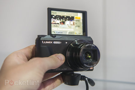 Hands-on: Panasonic Lumix TZ55 review - photo 1