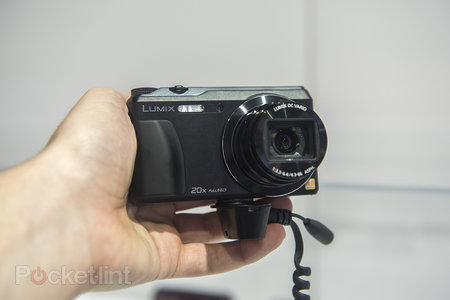 Hands-on: Panasonic Lumix TZ55 review - photo 2