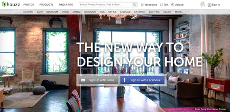 Website of the day: Houzz
