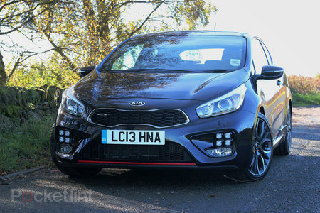 Kia Pro_Cee'd GT review - photo 1