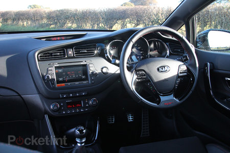 Kia Pro_Cee'd GT review - photo 10