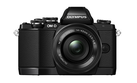 Olympus OM-D goes entry-level: E-M10 adds pop-up flash, maintains top-tier 16MP image quality - photo 1