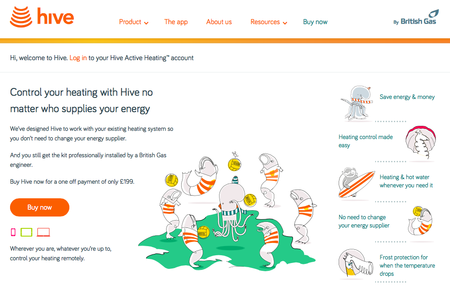 Website of the day: Hive