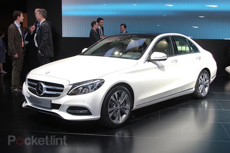 Mercedes C-Class (2014) pictures and hands-on
