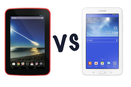 Samsung Galaxy Tab 3 Lite vs Tesco Hudl: What's the difference?
