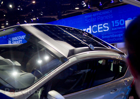 Plugged Solar panels can deliver 10,000 miles a year for your hybrid car, free