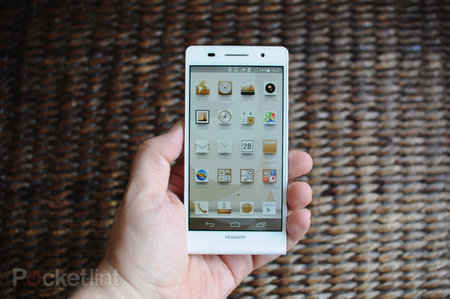 Huawei launches Ascend P6S with slight speed bump, thicker build