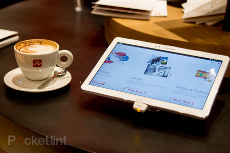 Samsung teams with Illy, but says no plans to make an espresso machine - photo 1