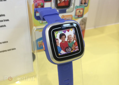 Like father like son: Vtech launches Kidizoom smartwatch for kids