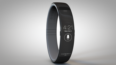 iWatch concept ditches the watch look by taking inspiration from FuelBand - photo 3