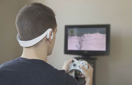 Immersion gaming headset can track gamer rage, increase difficulty accordingly