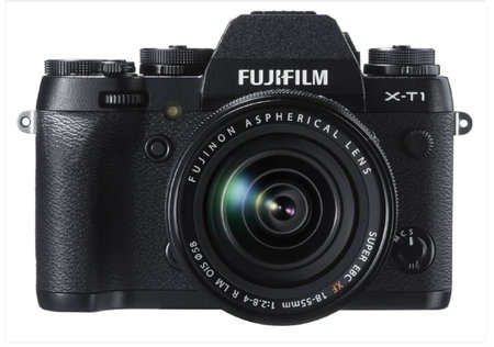 Fujifilm X-T1 adds weather-sealing, giant viewfinder, still oozes retro cool