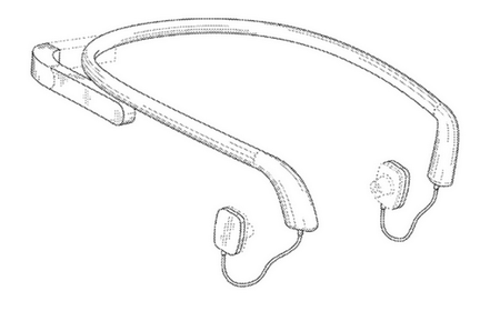 Has a patent filing revealed Google's consumer version of Glass?