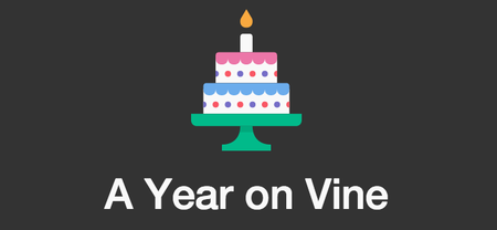 Vine rounds up most memorable videos to celebrate its first birthday