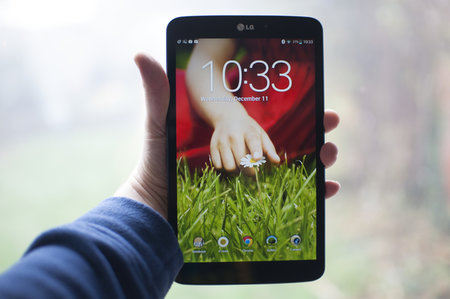 LG G Pad 8.3 to get 4G LTE connectivity thanks to Verizon?