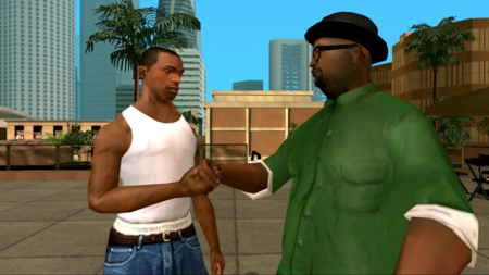 GTA: San Andreas now available for Windows Phone 8 as well as Android and iOS