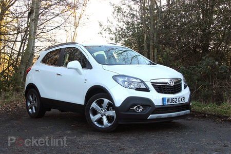 Vauxhall Mokka SE 1.7 CDTi 4x4 review - photo 2