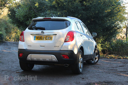 Vauxhall Mokka SE 1.7 CDTi 4x4 review - photo 4