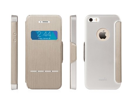 Moshi's SenseCover for iPhone 5/5S is like the S View Cover for Samsung devices - photo 2