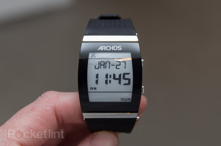 Archos is working on a touchscreen E Ink smartwatch