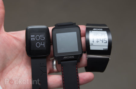 Archos smartwatches pictures and hands-on