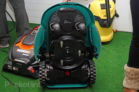 Worx Landroid and Bosch Indego robotic lawnmowers want to take the pain out of mowing - photo 5