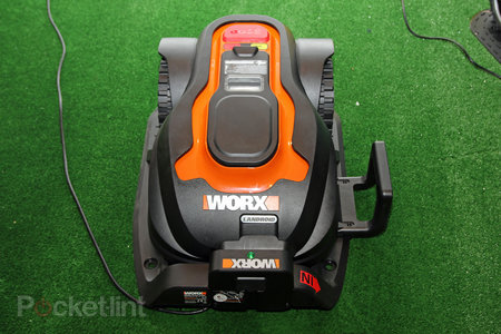 Worx Landroid and Bosch Indego robotic lawnmowers want to take the pain out of mowing - photo 6