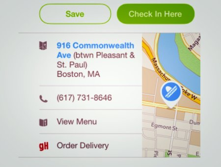 Foursquare adds GrubHub Seamless to let you order takeout from local US restaurants