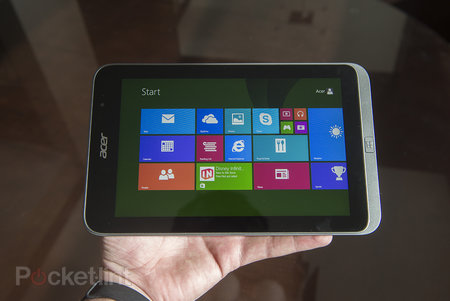 Acer Iconia W4 review - photo 2