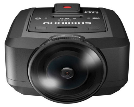 Shimano rolls onto the action camera scene with its first CM-1000 Sports Camera