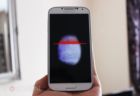 Samsung Galaxy S5 could feature swipe fingerprint reader, built in-house