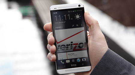 Move over Sprint, KitKat released to Verizon's HTC One