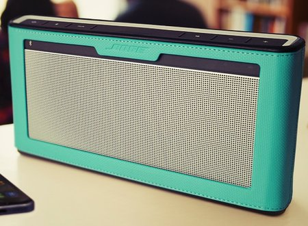 Bose SoundLink III speaker for £260 offers Bluetooth connectivity and colourful scratch-proof cases