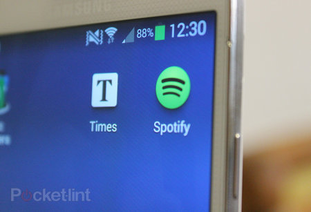 Sign up for The Times digital edition, get Spotify free for a year