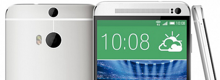 HTC M8 leaks again with second camera and on-screen buttons