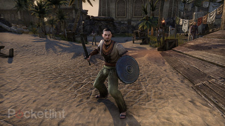 Elder Scrolls Online preview: First lengthy play of massively multiplayer Skyrim