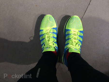 First run: Nike FlyKnit Lunar 2 review - photo 2