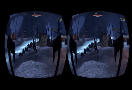 Elder Scrolls Online gets the Oculus Rift treatment