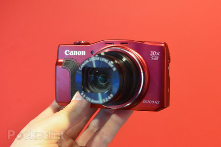 Canon PowerShot SX700 HS pictures and hands-on