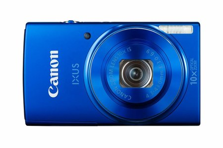 Canon's Ixus camera range adds 155, 150, and 140 - each with high zoom, easy shooting modes and filters