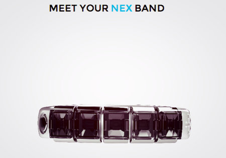Mighty Cast Nex Band smart modular bracelet attempts to make wearables fashionable - photo 1