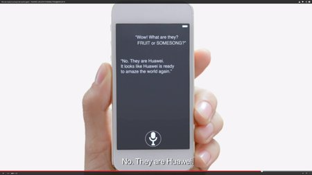 Huawei uses Siri to confirm new tablet and smartphone ready for MWC