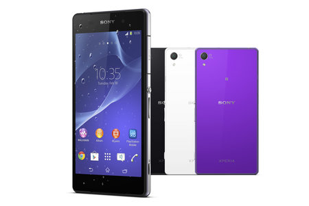 Sony Xperia Z2: 5.2-inch flagship brings enhanced audio and 4K video in a lighter package
