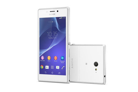 Sony Xperia M2 brings Z design to mid-range, loses waterproofing