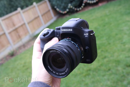 Samsung NX30 review - photo 3