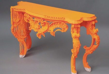 3D print a new table or couch thanks to the mighty BigRep One