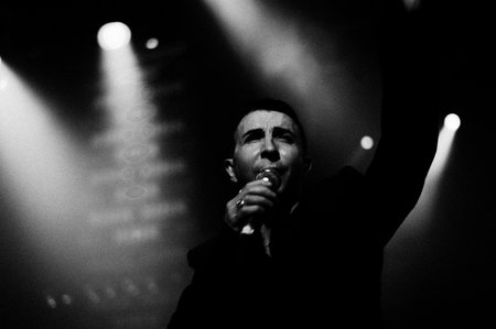 Marc Almond adds vocals to floppy disk drive rendition of classic hit Tainted Love (video)