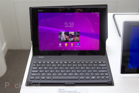 Sony announces official Xperia Z2 and Z2 Tablet accessories: keyboards, docks, and more